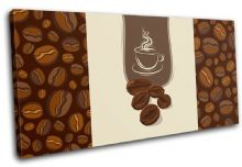 Coffee Beans Design Food Kitchen - 13-1975(00B)-SG21-LO